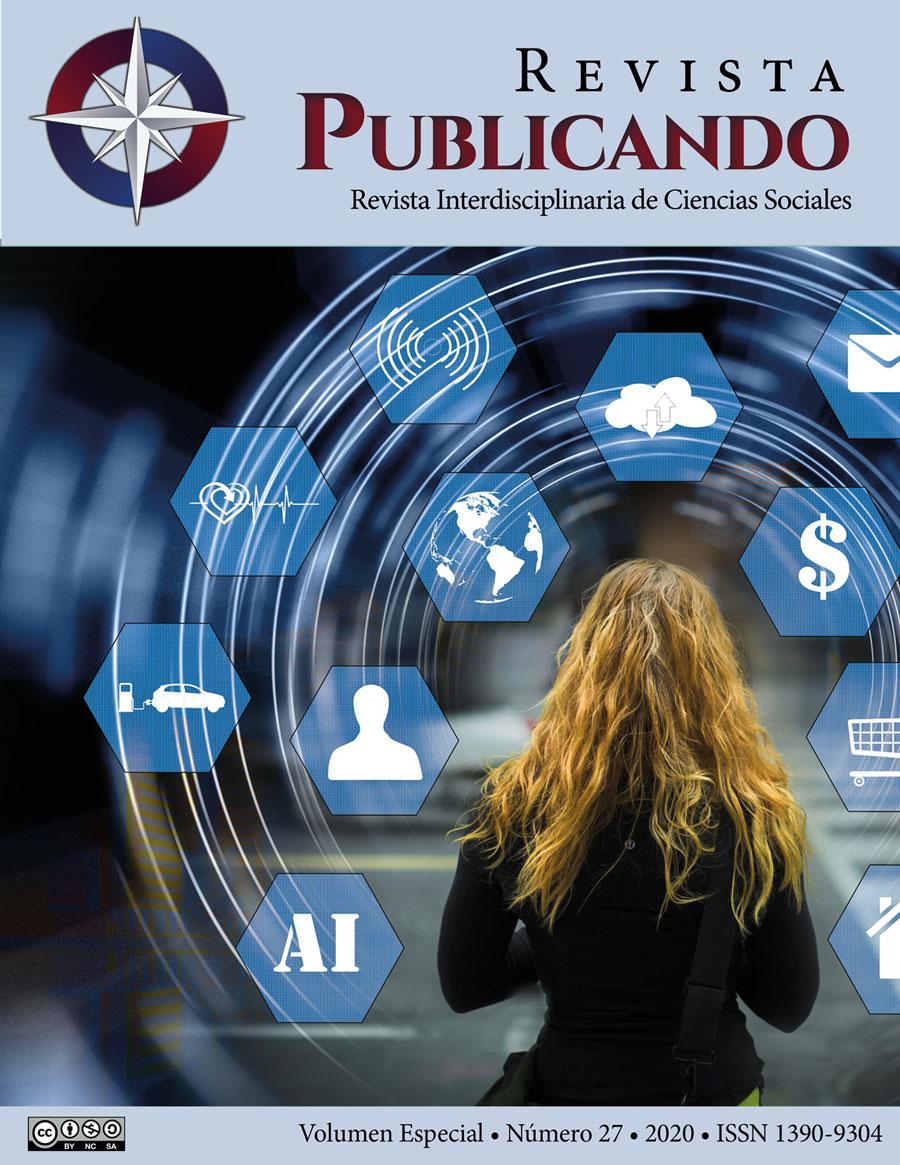 Número Especial Revista Publicando vol27 num27