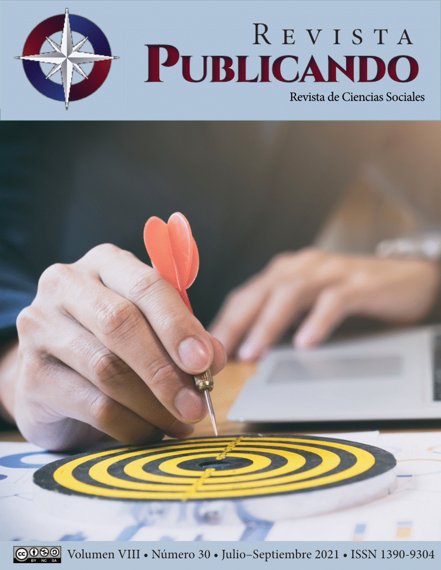 portada revista publicando 2021